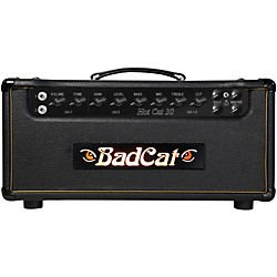 Bad Cat Hot Cat 30 R 30W Guitar Tube Head (USED004000 HC30RUS-HD)