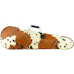 Bam TX2002XL Texas Contoured Hightech Cow Skin Violin Case (TX2002XLCW)