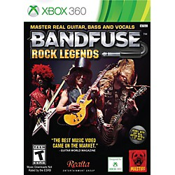 BandFuse Rock Legends Artist Pack for Xbox360 (000-80)