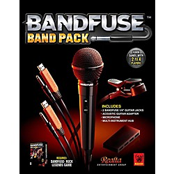 BandFuse Rock Legends Band Pack For Xbox360 and PS3 (00-94)