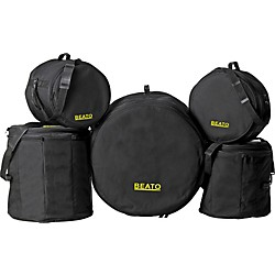 Beato Pro 3 Elite Fusion Jazz Drum Bag Set (UPBBEFSNJZ)
