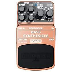 Behringer BASS SYNTHESIZER BSY600 (BSY600)