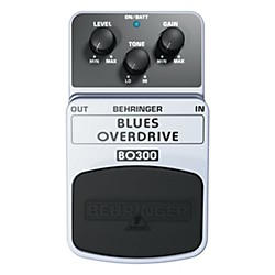 Behringer Blues Overdrive BO300 Guitar Effects Pedal (BO300)