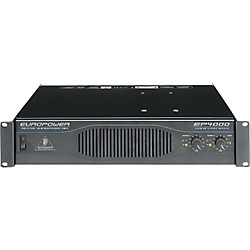 Behringer EP4000 EUROPOWER Power Amp (USED004000 EP4000)