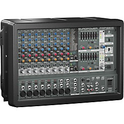 Behringer EUROPOWER PMP1680S 10-Channel Powered Mixer (USED004000 PMP1680S)