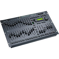 Behringer Eurolight LC2412 24-Channel DMX Lighting Console (LC2412-UL1 (B))