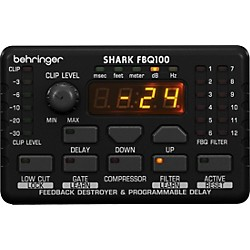 Behringer FBQ100 AUTOMATIC FEEDBACK DESTROYER (FBQ100)