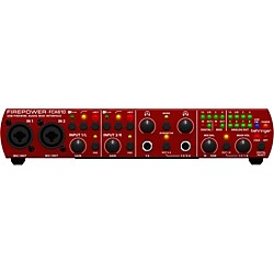 Behringer FCA610 Firepower/USB Audio Interface (FCA610)