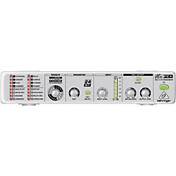 Behringer Minifex FEX800 Ultracompact Stereo Multi-Effects Processor (FEX800)