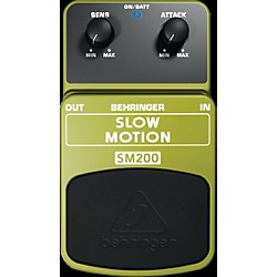 Behringer SM200 Slow Motion Classic Attack Guitar Effects Pedal (SM200)