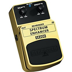 Behringer Spectrum Enhancer SE200 Effects Pedal (SE200)
