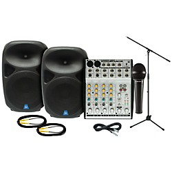 Behringer UB802 Gem Sound PXB150 PA Package (UB802 PXB150 PA Package)