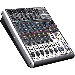 Behringer XENYX X1204USB USB Mixer with Effects (X1204USB)