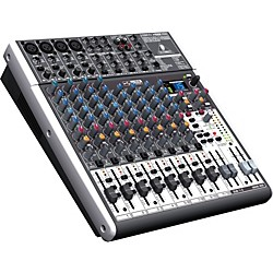 Behringer XENYX X1622USB USB Mixer with Effects (X1622USB)