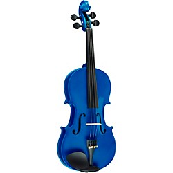Bellafina Rainbow Series Blue Violin Outfit (BVI15018OFBL)