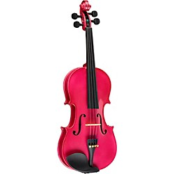 Bellafina Rainbow Series Rose Violin Outfit (BVI15018OFRO)