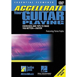Berklee Press Accelerate Your Guitar Playing (DVD) (320458)