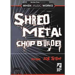 Berklee Press Chop Builder for Rock Guitar (DVD) (50448015)