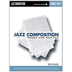Berklee Press Jazz Composition (Book/CD) (50448000)