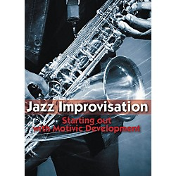 Berklee Press Jazz Improvisation: Starting Out with Motivic Development (DVD) (50448014)