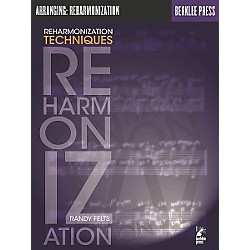 Berklee Press Reharmonization Techniques Book (50449496)