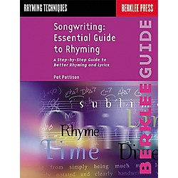 Berklee Press Songwriting: Essential Guide to Rhyming Book (50481583)