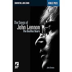 Berklee Press The Songs Of John Lennon - The Beatles Years (50449504)