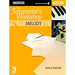 Berklee Press The Songwriter's Workshop: Melody (Book/CD) (50449518)