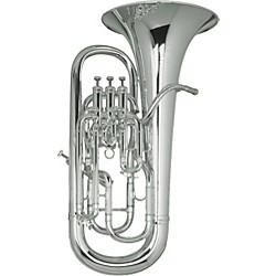 Besson BE967 Sovereign Series Silver Compensating Euphonium (BE967-2-0)