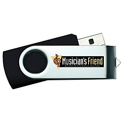 Big Fish 4GB Thumb Drive with The Hottest Loops and Samples (BFMFDR)