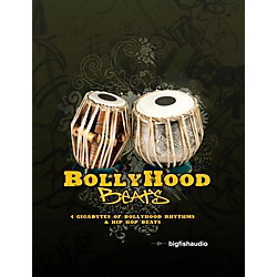 Big Fish Bollyhood Beats Sample Library (BHBS1)