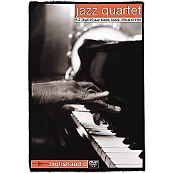 Big Fish Jazz Quartet Sound Library (JZQT1-1ORW)