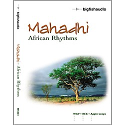 Big Fish Mahadhi - African Rhythms Audio Loops (MHDI1-10RW)
