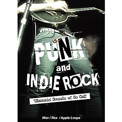 Big Fish Punk and Indie Rock Slammin' Sounds of So-Cal Sample Library DVD (PIR01)