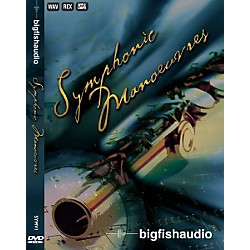 Big Fish Symphonic Manoeuvres Sample Library DVD Set (SYMV1)