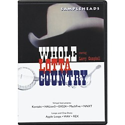 Big Fish Whole Lotta Country Audio Loops (WLCY1-1EHKMORW)