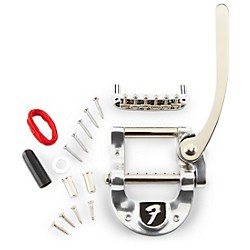 Bigsby B5 Fender Vibrato Kit - Original Fender Logo For Telecaster Guitars (086-8013-004)