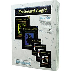 Bill Edwards Publishing Complete Fretboard Logic Box Set (4058)