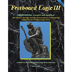 Bill Edwards Publishing Fretboard Logic 3 Applications Book (7028)