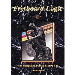 Bill Edwards Publishing Fretboard Logic DVD - Volume 1 and 2 (404X)