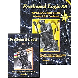 Bill Edwards Publishing Fretboard Logic DVD with SE Special Edition Combo (4104)