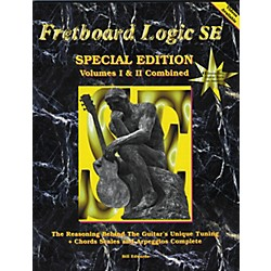 Bill Edwards Publishing Fretboard Logic Special Edition Book (7060)