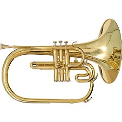 Blessing BM-400 Series Marching F French Horn (BM-400S)