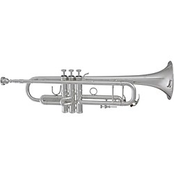 Blessing BTR-1580R Professional Reverse Tuning Slide Series Bb Trumpet (BTR-1580RS)