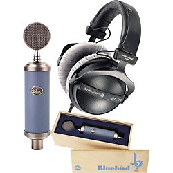 Blue Bluebird Mic & DT770 Headphone Pack (KIT772949)