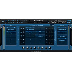 Blue Cat Audio PatchWork Universal Plug-ins Patchbay (1035-297)