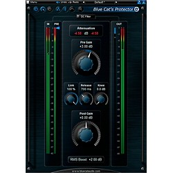 Blue Cat Audio Protector Brickwall Limiter (1035-277)
