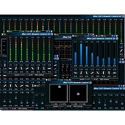 Blue Cat Audio Remote Control Virtual MIDI Controller (1035-278)