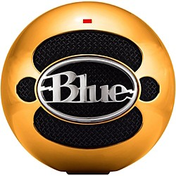Blue Snowball ICE Anniversary Gold (1158)