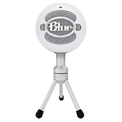 Blue Snowball Ice USB Microphone with HD Audio (836213001974)